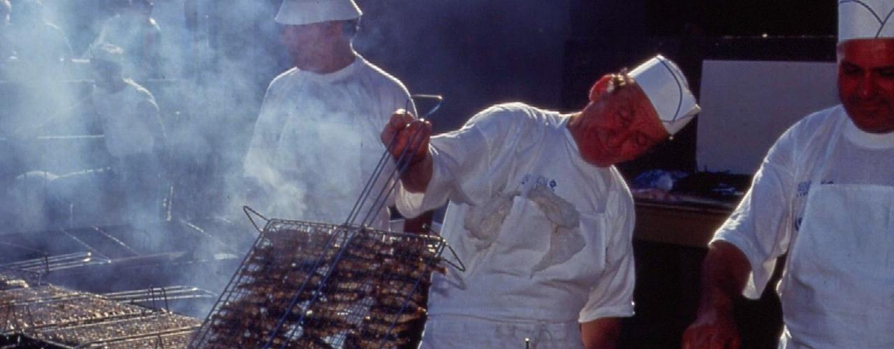 Rustida Dei Pescatori A Cesenatico