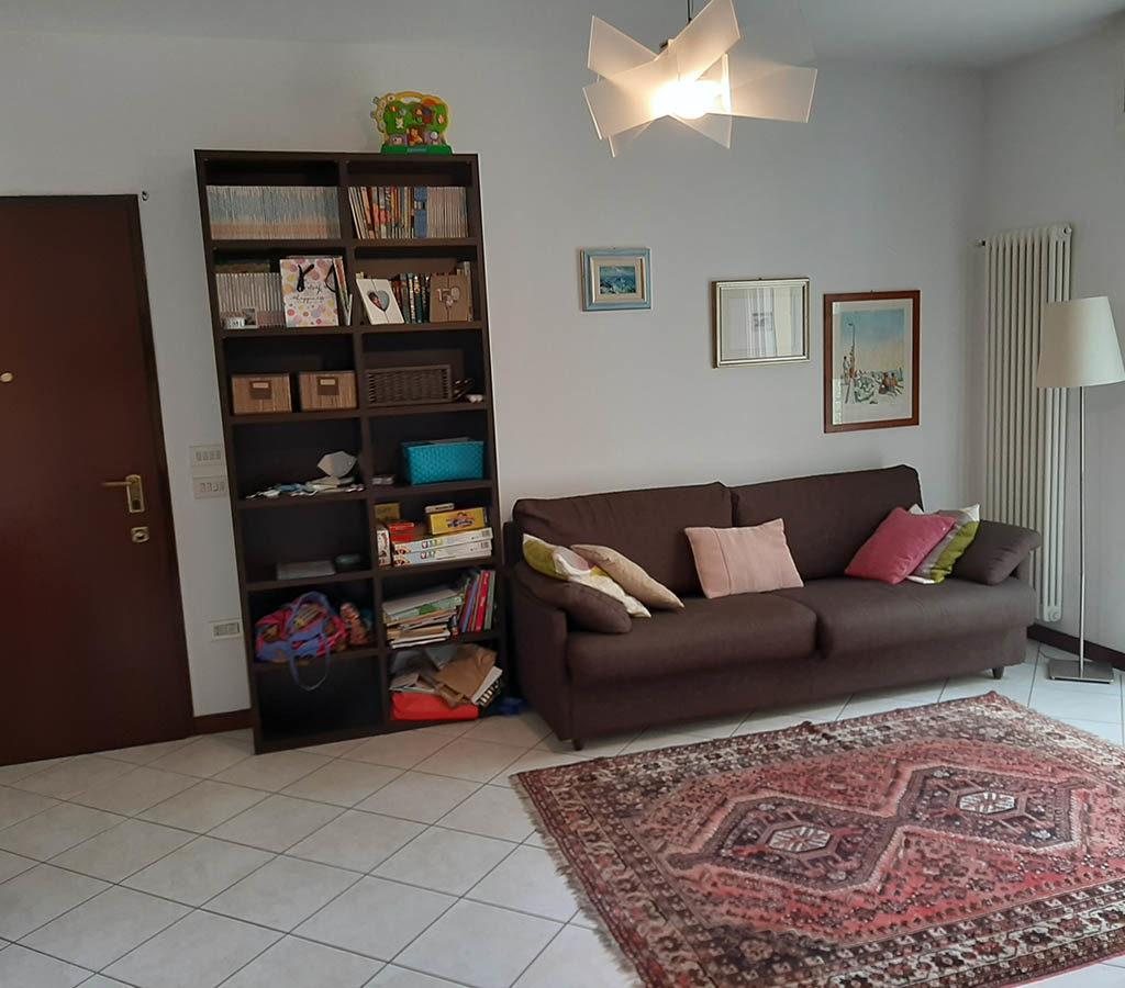 Ampio Appartamento Con 5 Localie 2 Bagni In Zona V.le Trento
